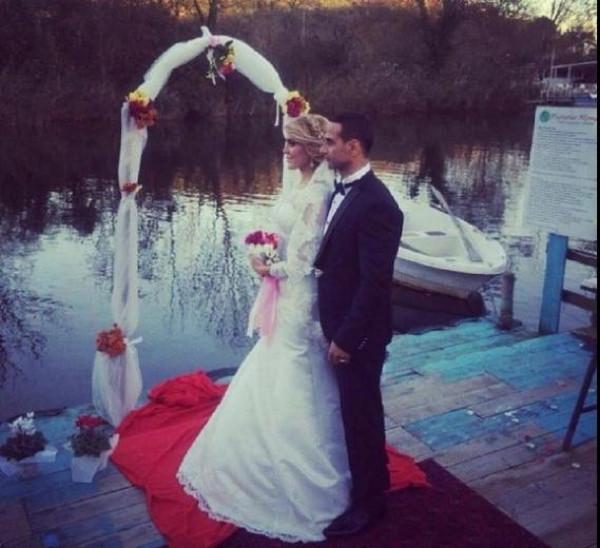 Doğuş evlendi