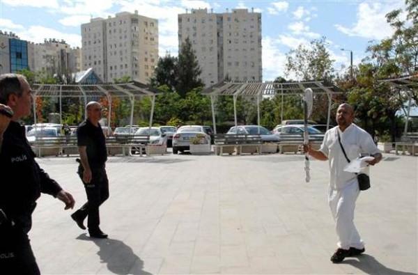 Antalya'da kılıçtan sonra baltayla IŞİD'e katılın çağrısı