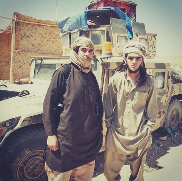 Böyle IŞİD militanı görmediniz