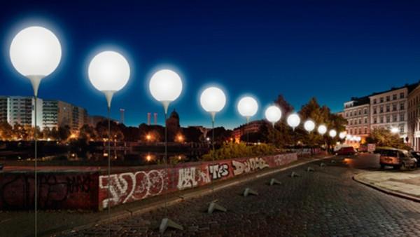 Yıkılışının 25. yılında Berlin Duvarı tekrar canlanıyor