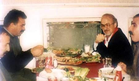 """Yalçın Küçük ile Abdullah Öcalan """"çok samimi"""" !"""