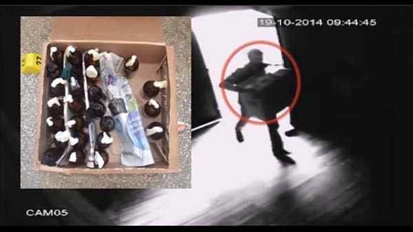 Kobani operasyonu polis kamerasında
