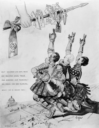 Nazi karikatürleri