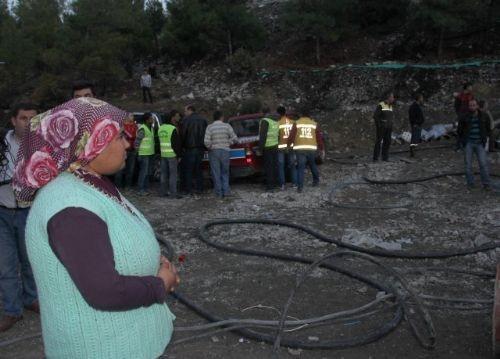 Maden ocağında en acı bekleyiş