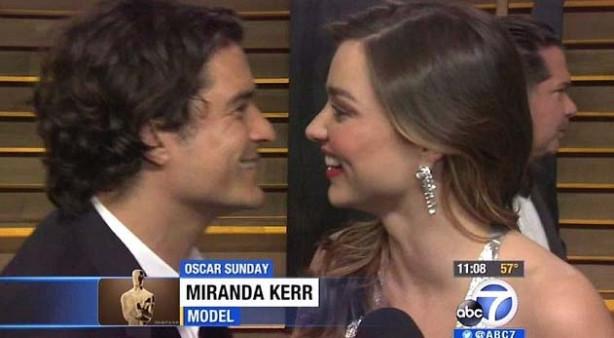 Miranda Kerr'den Orlando Bloom itirafı