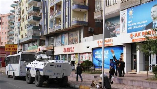 Diyarbakır'da gergin bekleyiş