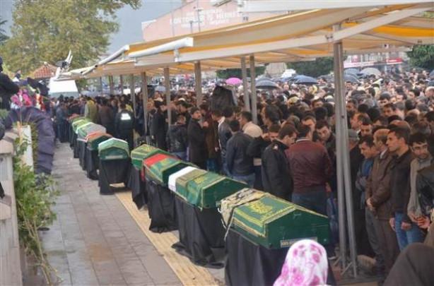 14 kez cenaze namazı kılındı
