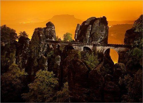 Dünyanın en gizemli 24 köprüsü