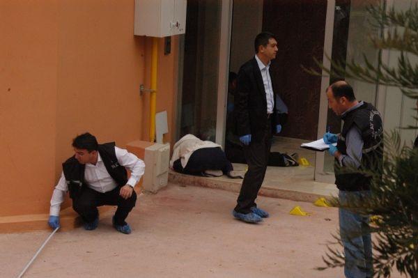 Mersin'de eski eş dehşeti