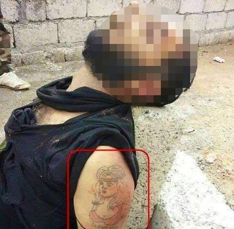 IŞİD katliamından kareler (+18)