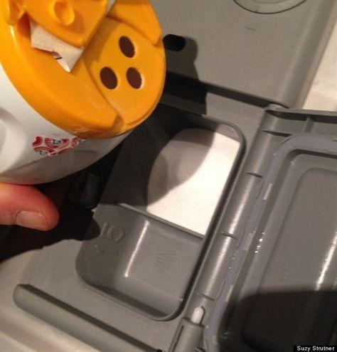Evde bulaşık deterjanı yapımı