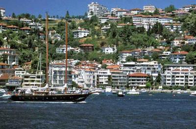 İstanbulun semt isimleri nereden geliyor ?
