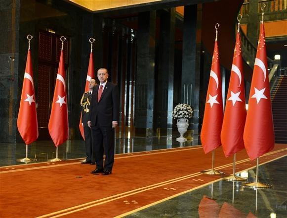 Erdoğan birinci, Brunei Sultanı ikinci