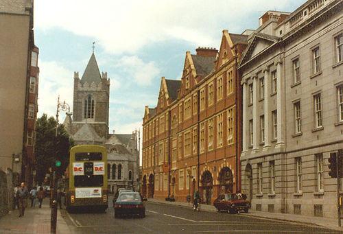 Dünyanın en güzel şehirleri: Dublin