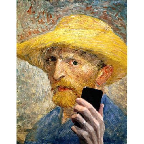Yüzlerce yıllık 'selfie'