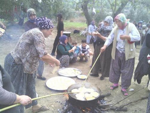 Yırca köylülerinde sevinç