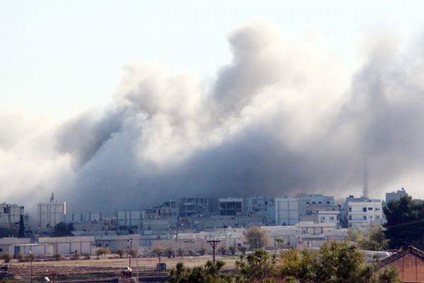 IŞİD hedeflerine hava saldırısı!