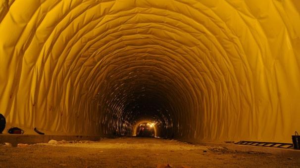Cankurtaran Tüneli'nde sona doğru