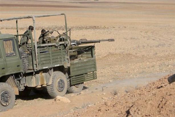 YPG'ye katılan yabancı savaşçılar görüntülendi