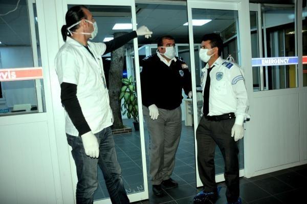 Edirne'de Mers, Muğla'da Ebola paniği