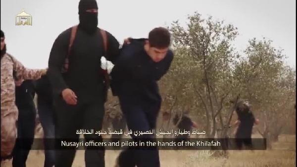 IŞİD'den toplu infaz! Vahşeti yayınladılar