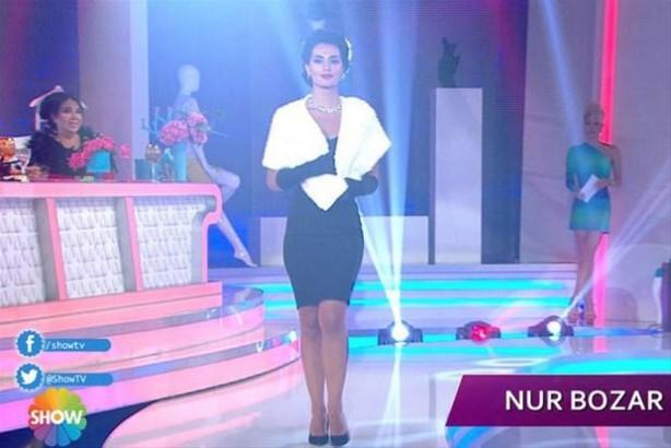 Nur Bozar'ın şaşırtan değişimi