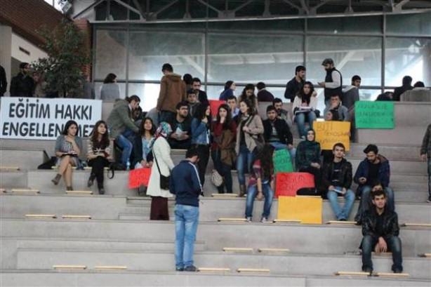 Bolu'da üniversitelilere karga tulumba gözaltı