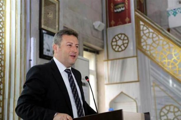Kayseri'de CHP'lilerden 'camide siyaset' iddiası
