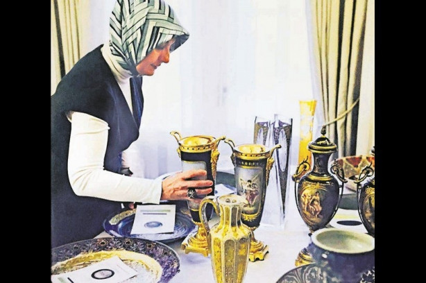Köşk'teki tarihî eserler, Saray'a taşınıyor