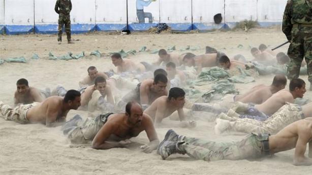 Irak'taki aşiretler IŞİD'e böyle hazırlanıyor