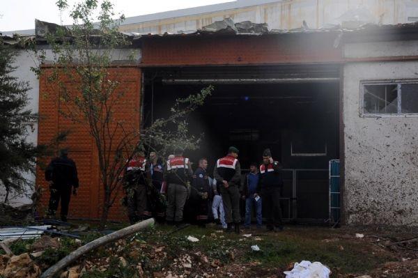 Fabrikada kazan patladı! 2 ölü