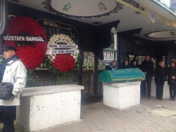 Mukaddes Gezmiş'in cenazesi