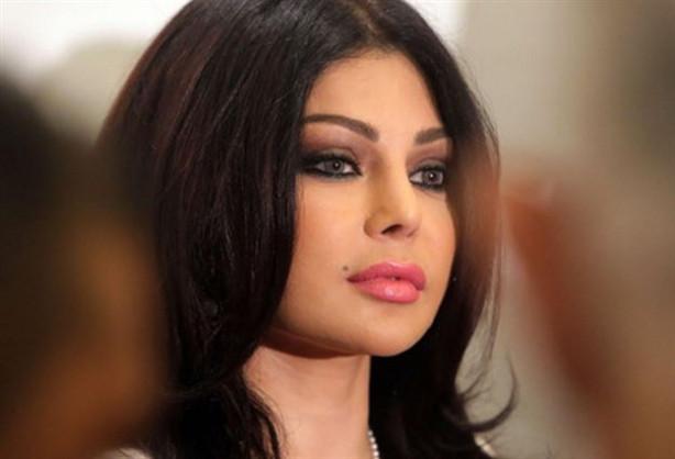 Haifa Wehbe'nin şarkılarına sansür