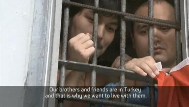 Uygur Türklerinin acı yolculuğu