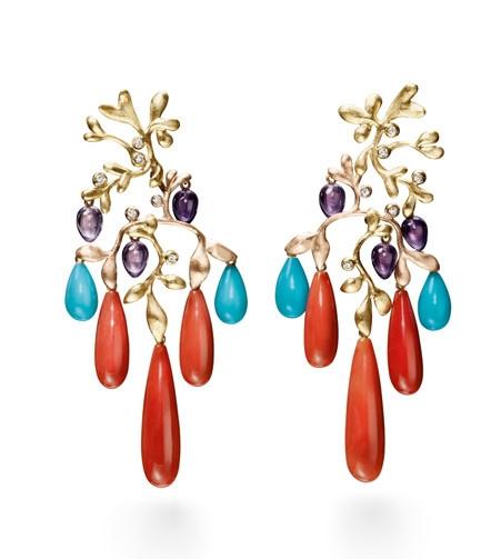Ole Lynggaard Copenhagen mercan mücevherler