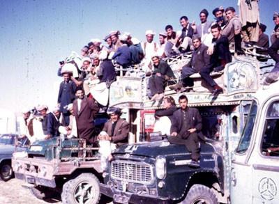 İşte 1960ların Afganistanı