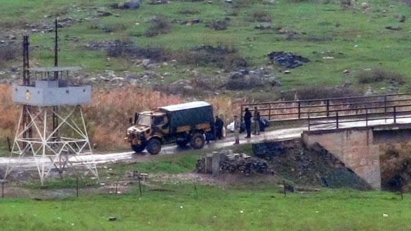 Suriyeli Kürtler geri dönüyor