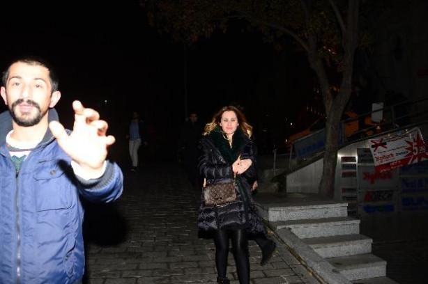 Ahmet Kural sevgilisiyle görüntülendi