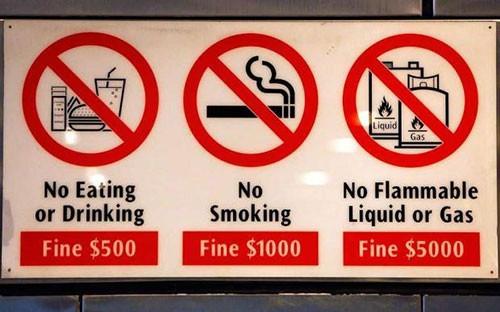 Dünyanın en tuhaf yasakları