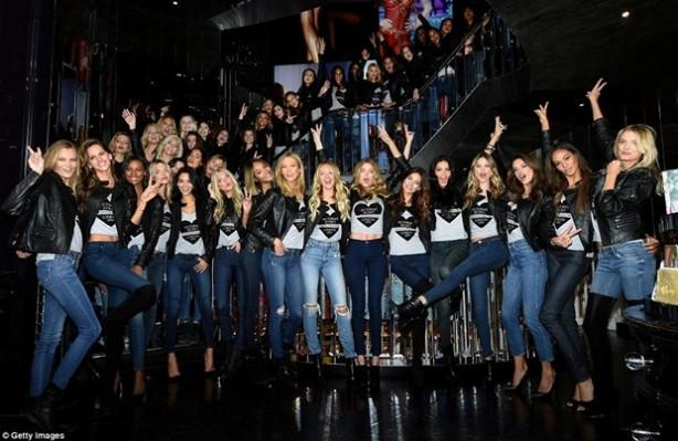 Victoria's Secret askerleri