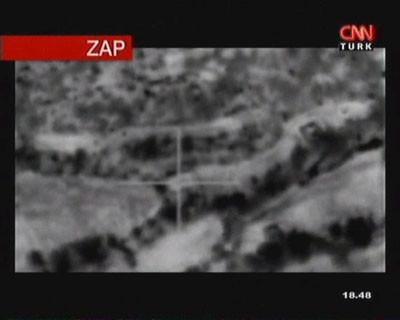 PKKnın Zap kampı işte böyle vuruldu