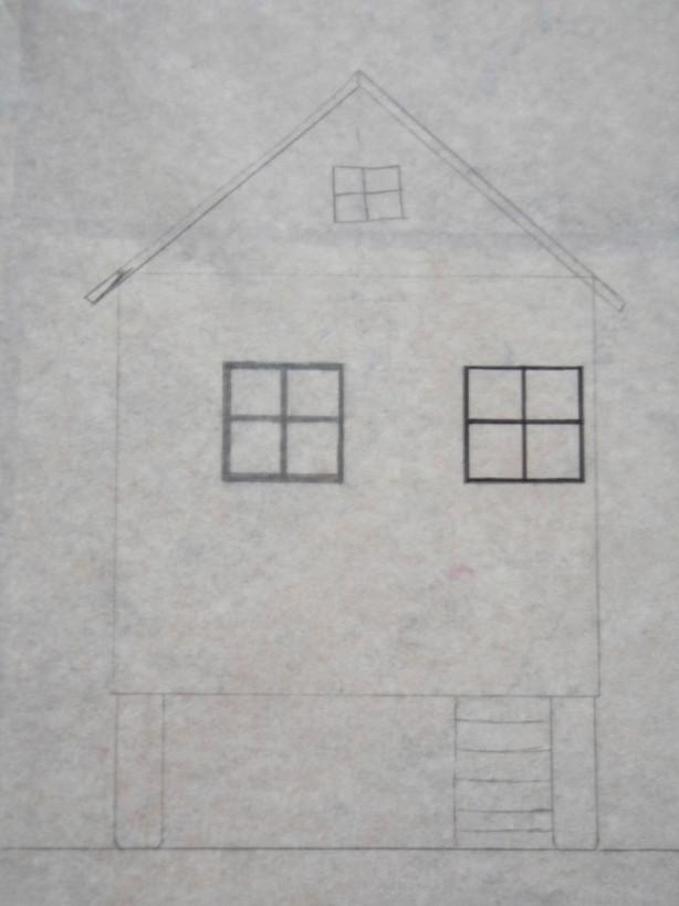 13 yaşında öyle bir ev inşa etti ki..