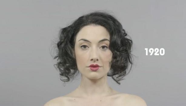 Yıllara göre saç modası değişimi