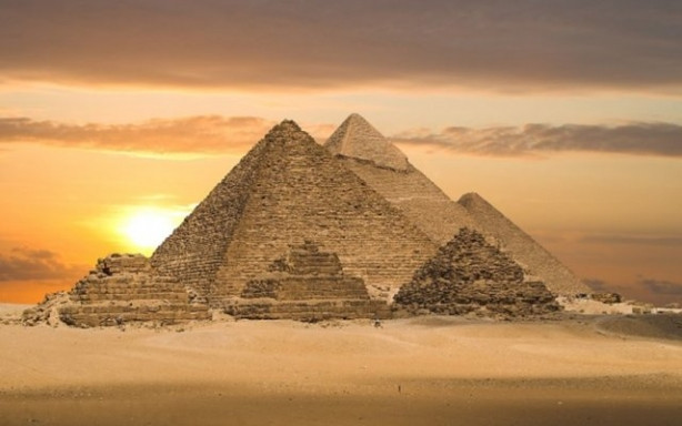 Piramitlerin gizemli tarihi çözüldü