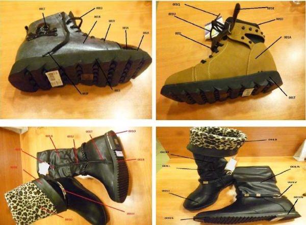 Bu zehirli ayakkabıları görürseniz Alo 175'i arayın