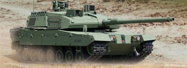 Altay'ın tek rakibi Alman Leopard