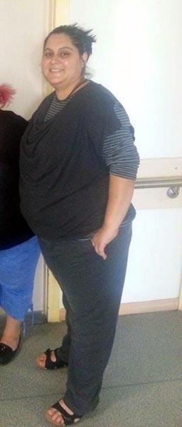Akılalmaz değişim! 7 ayda 56 kilo verdi