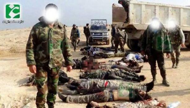 Bu sefer IŞİD kurban oldu