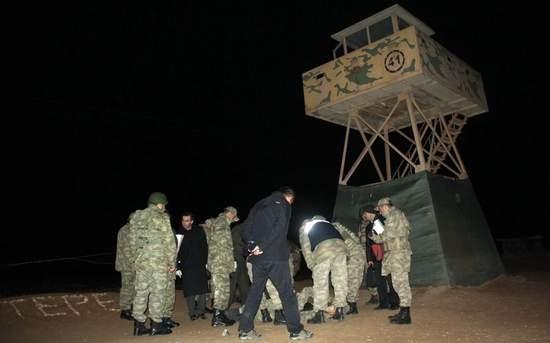 Sınırda hain saldırı: 3 şehit