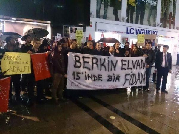 Berkin Elvan için yürüdüler